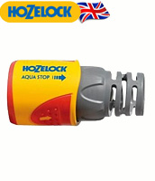 Коннектор aquastop Hozelock Plus (12,5 мм и 15 мм) (2055P0000)