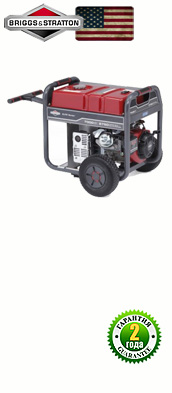 Генератор Briggs&Stratton 7500EA Elite