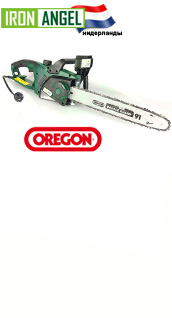 Электропила IRON ANGEL ECS2400 ( Комплектация OREGON)
