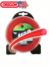 Леска Oregon REDLINE 1,3*15м, круглая (552615)